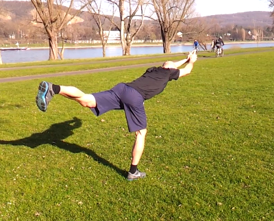 Fitness Workout Bonn Outdoor
